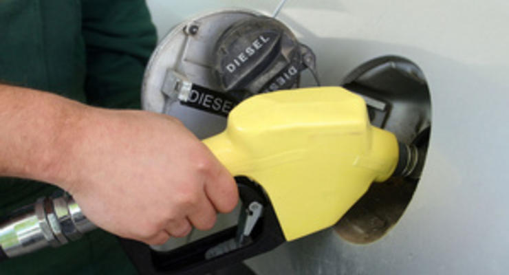 Цены на бензин в Украине станут немного ниже