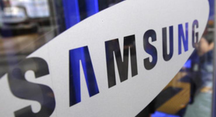 """Компания Samsung """"подешевела"""" на 10 млрд долларов"""