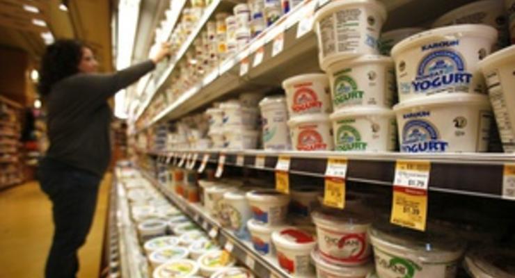 Доля украинских товаров в розничном товарообороте в 2011 году снизилась до 61,9%