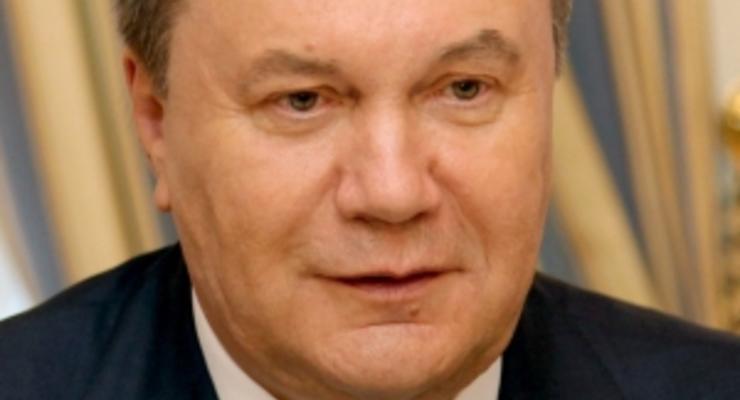 Янукович назвал причину задержки в выполнении социальных обещаний