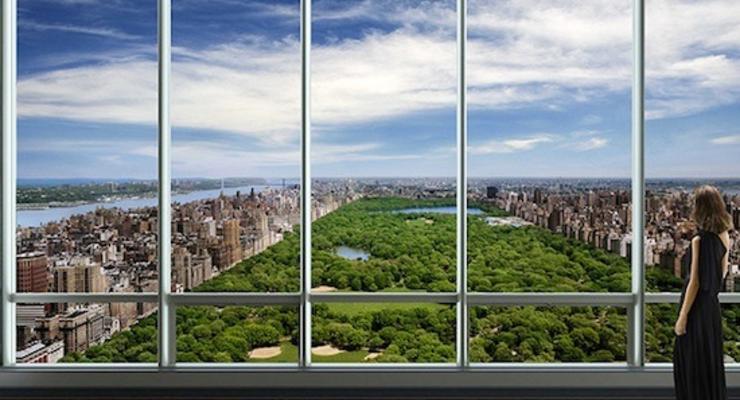 Продана самая дорогая квартира Нью-Йорка (ФОТО)