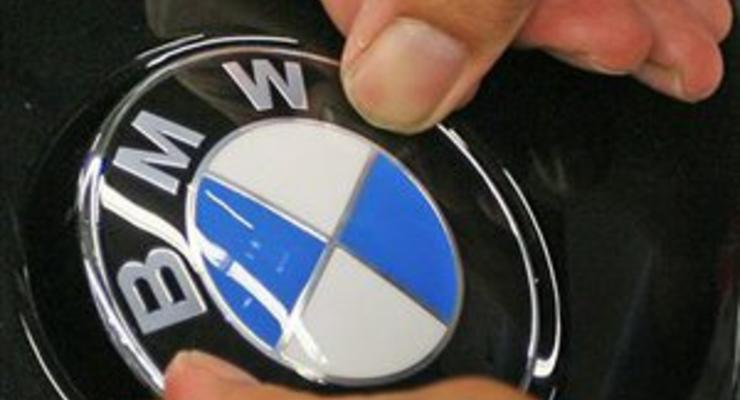 Швейцария оштрафовала BMW на $163 млн
