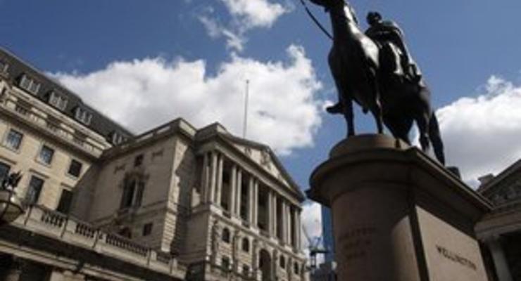 Reuters: Банк Англии запустит печатный станок на фоне ухудшения