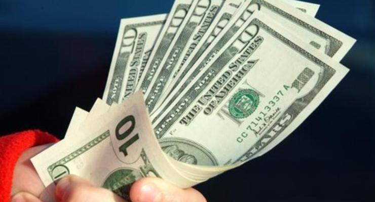"""Валютные резервы Украины """"просели"""" на 1,54 миллиарда"""