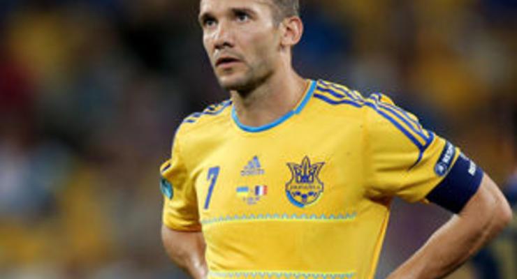 Спасибо Евро-2012! Как зарабатывают на Андрее Шевченко