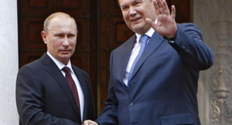 Янукович: Необходимо найти эффективные пути сотрудничества с РФ после ее вступления в ВТО
