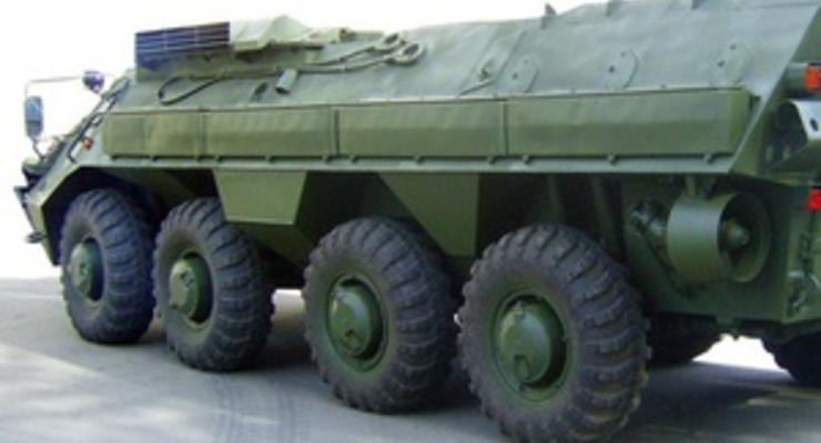 Украина намерена отгрузить БТР-4 для Ирака