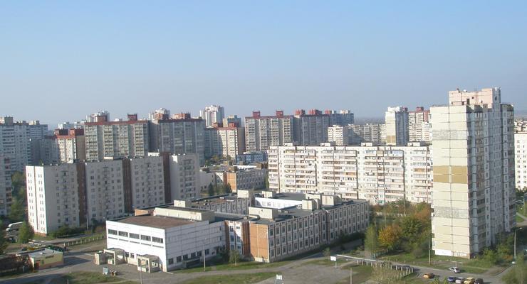 Левый берег Киева отдадут под застройку россиянам