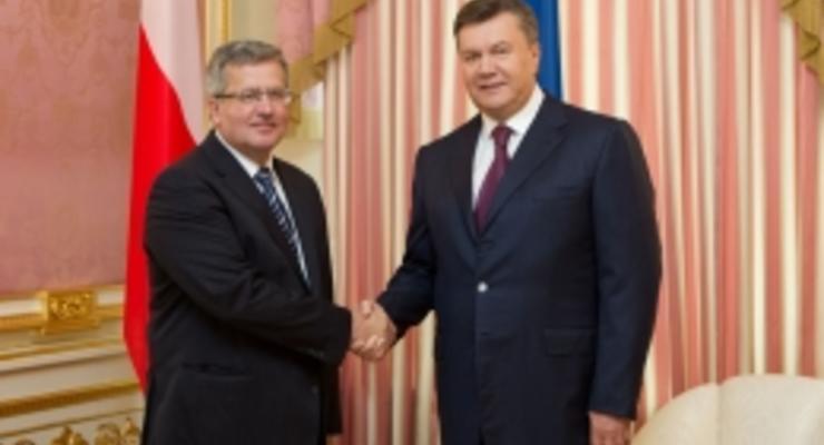 Янукович видит выгоду в экономической интеграции с Таможенным союзом, ШОС, АСИАН и БРИК