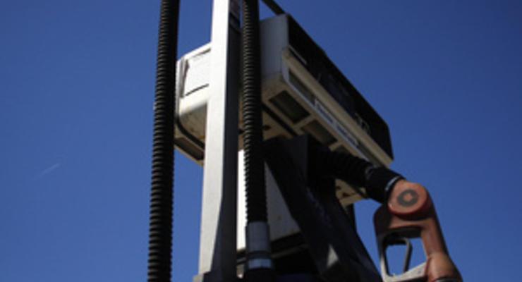 Цены на бензин в США подскочили до 4-х летнего максимума