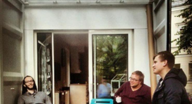 Cтудент превратил грузовой контейнер в центре Хельсинки в жилье