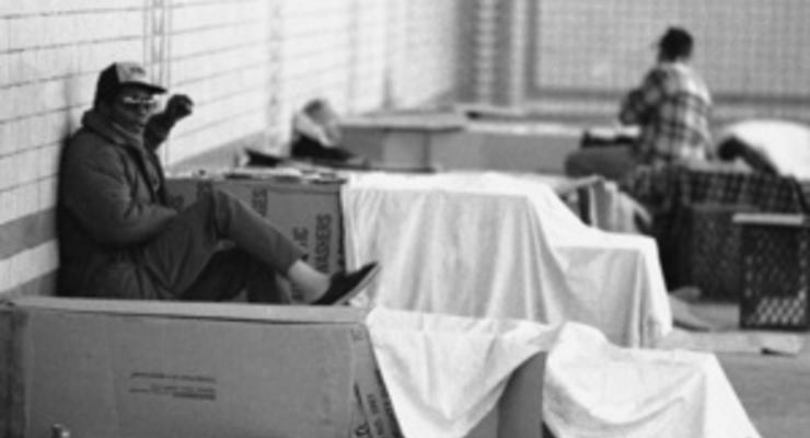 Лондонские власти больше не могут обеспечивать бездомных соцжильем