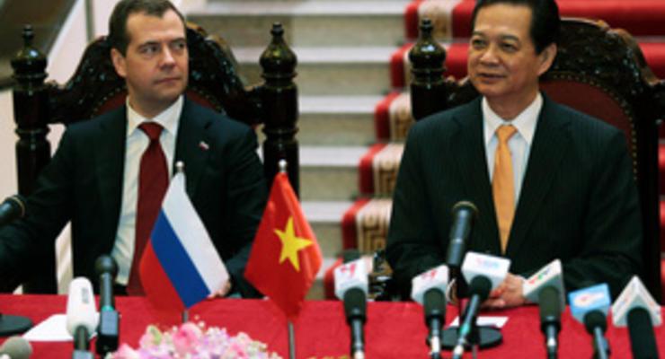 Вьетнам подпишет соглашение о зоне свободной торговли с ТС