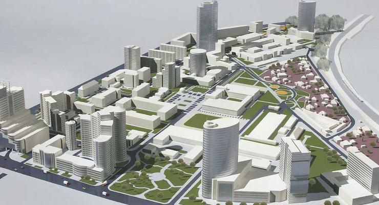 Киев застроят по самое не могу – новый генплан