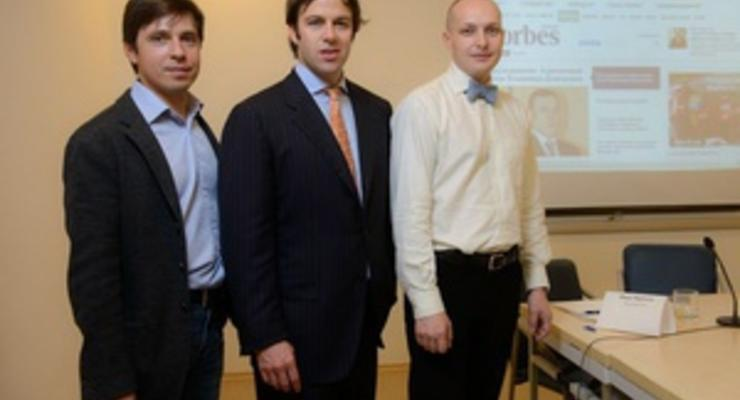 Журнал Forbes и сайт Forbes.ua объединят редакции