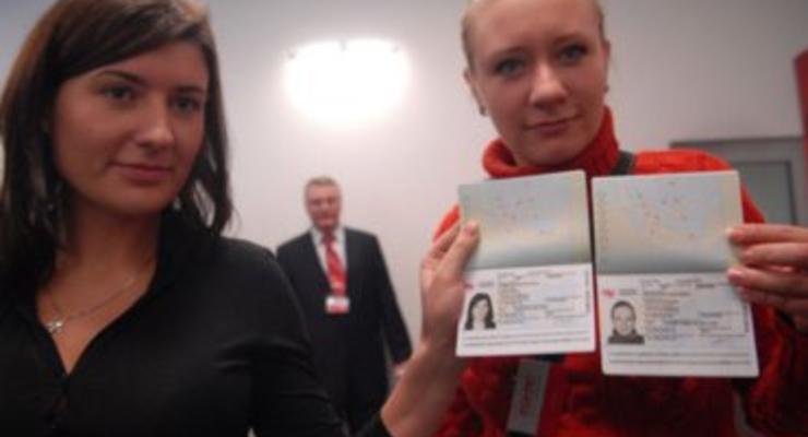 Биометрические паспорта в Украине начнут выдавать с января