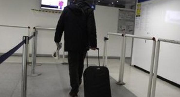 В киевском аэропорту строят элитный терминал