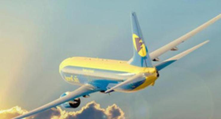 Крупнейший украинский авиаперевозчик АэроСвит. Справка