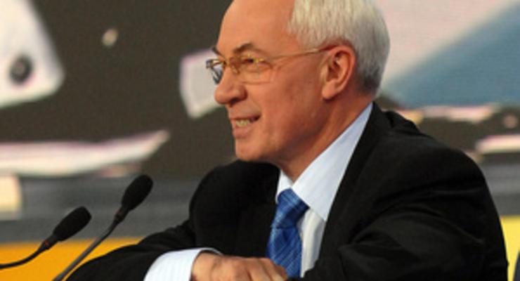 Это далеко не миллиарды: Азаров заявил, что депутатские льготы обходятся бюджету не так уж дорого
