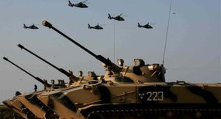 Плетемся в хвосте: эксперты назвали Украину аутсайдером по темпам перевооружения армии
