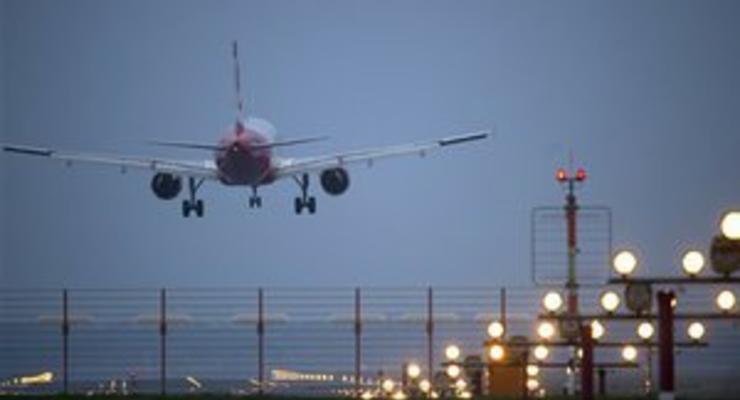 Пассажиропоток аэропорта Борисполь существенно сократился из-за проблем АэроСвита