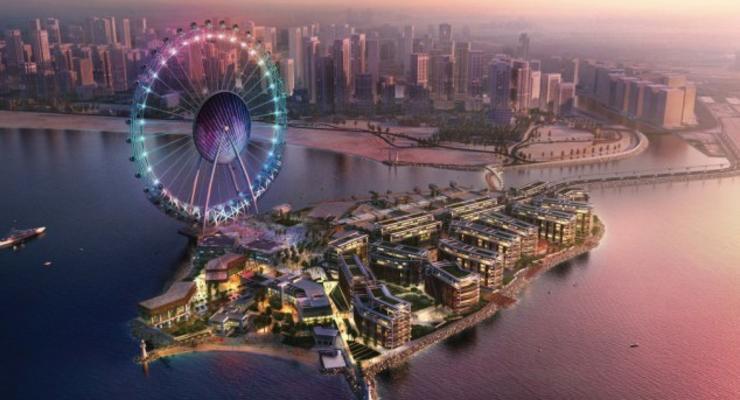 В Дубае построят самое высокое в мире чертово колесо (ФОТО)