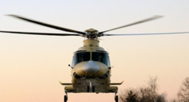 Как у Януковича: Кремль закупил несколько вертолетов у итальянской компании Agusta