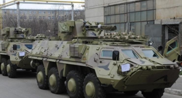 Иракский депутат обвинил Украину в поставках ржавых и старых БТР