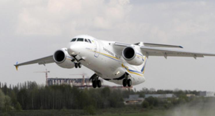 Украинско-российский авиаконсорциум может быть ликвидирован - Ъ