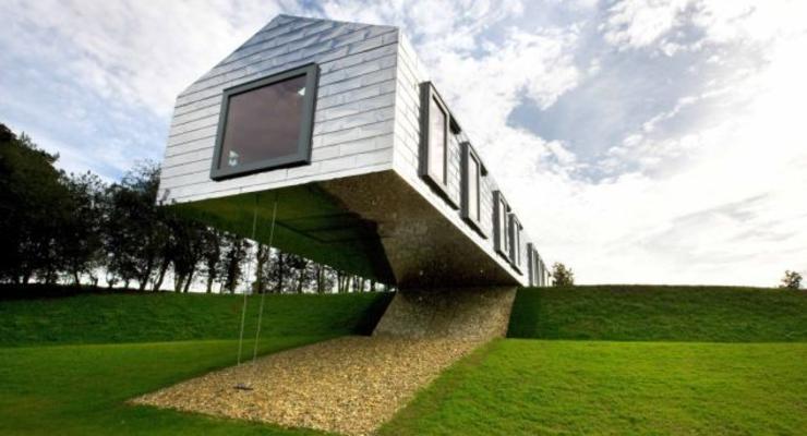 Хорошо висим: В Англии построили необычный отель (ФОТО)