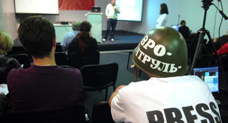 На Блог-платформе в Киеве обсудят права и безопасность гражданских журналистов