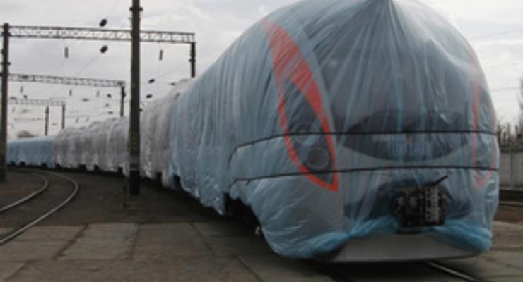 Сегодня Укрзалізниця отправила первые скоростные поезда в направлении Крыма