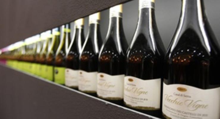 Украинские виноделы переживают за шампанское и коньяк в случае ассоциации с ЕС