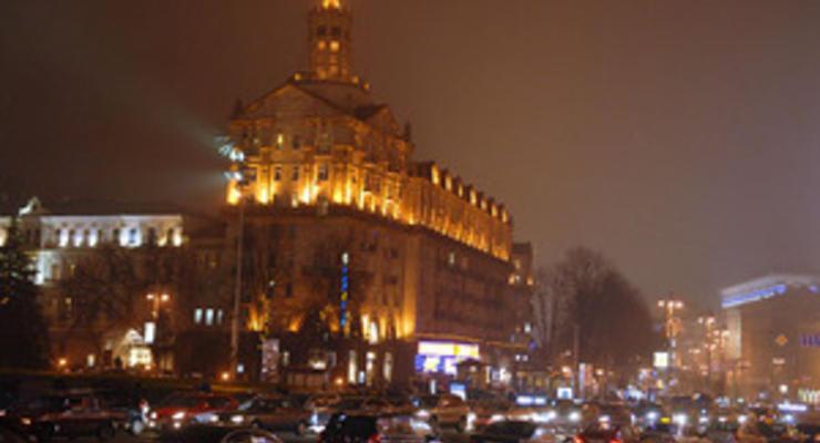 Цены в гостиницах Киева и Варшавы обрушились после взлета во время Евро-2012
