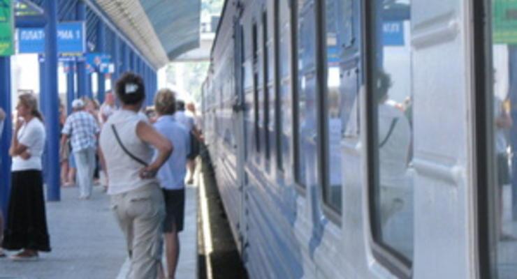 На украинской железной дороге билет с QR-кодом получил статус официального документа