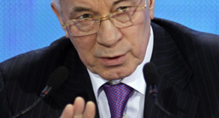 Отличия в подходах: Азаров объяснил проблемы с поставками в Россию эволюцией ТС