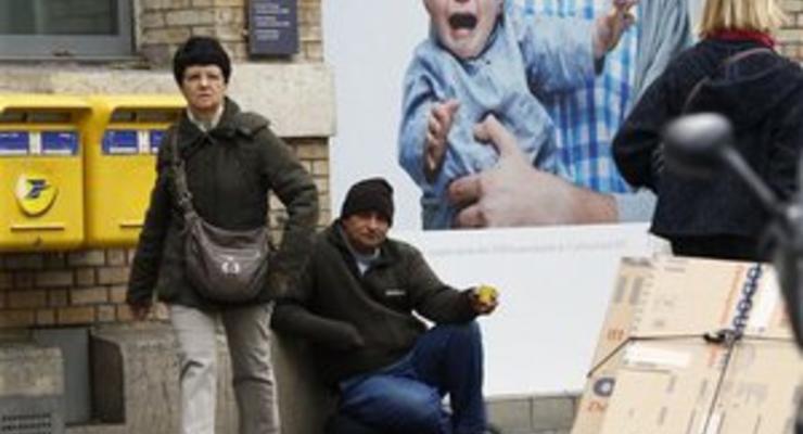 Уровень безработицы во Франции установил 15-летний антирекорд