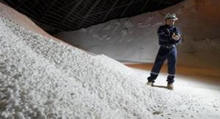 Ссора с российским калийным монополистом обрушила производство Беларуськалия вдвое