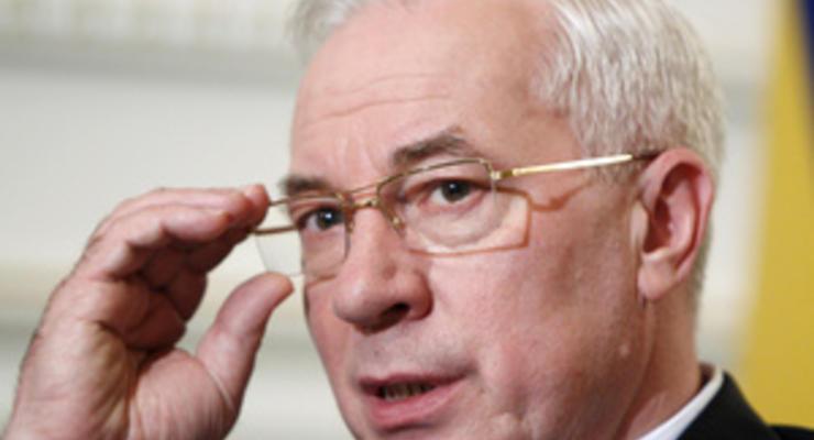 Украина может подписать около 70 соглашений, действующих в ТС - Азаров