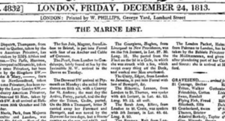 Старейшая в мире газета отказывается от печатной версии