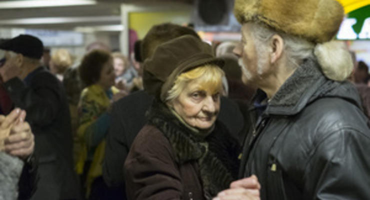 В рейтинге качества жизни пенсионеров Украина обошла РФ, отстав от Беларуси