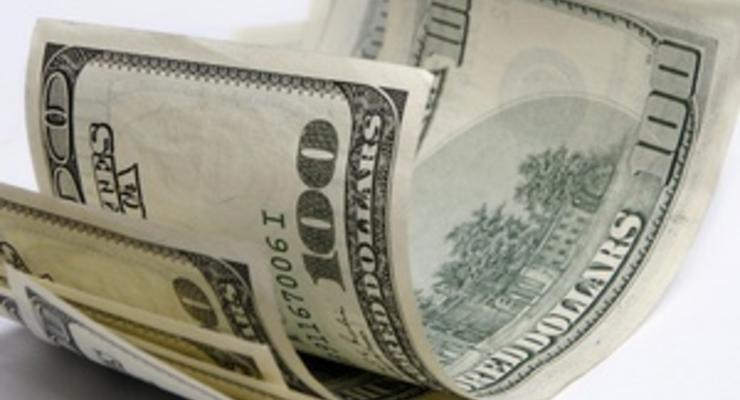Межбанковский доллар танцует около нового рубежа