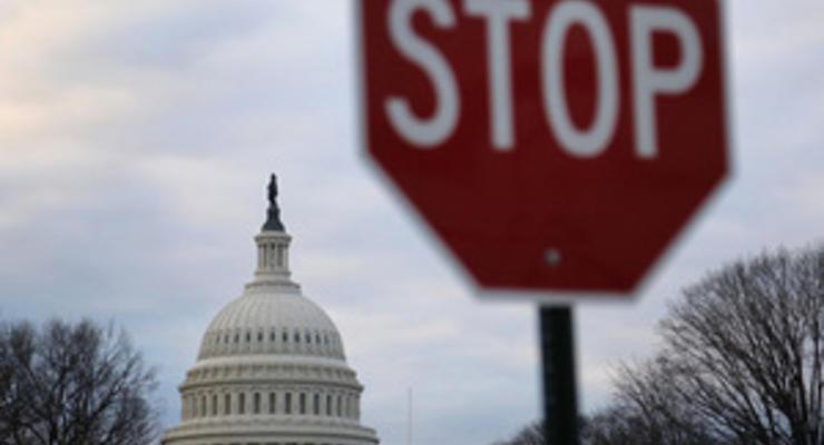 Очередная попытка разрешить бюджетный кризис в США закончилась безрезультатно