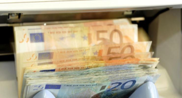 Евро взлетел на межбанке до максимума двух лет