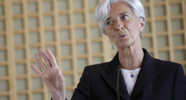 """МВФ: Неспособность США поднять долговой """"потолок"""" причинит ущерб всему миру - Reuters"""