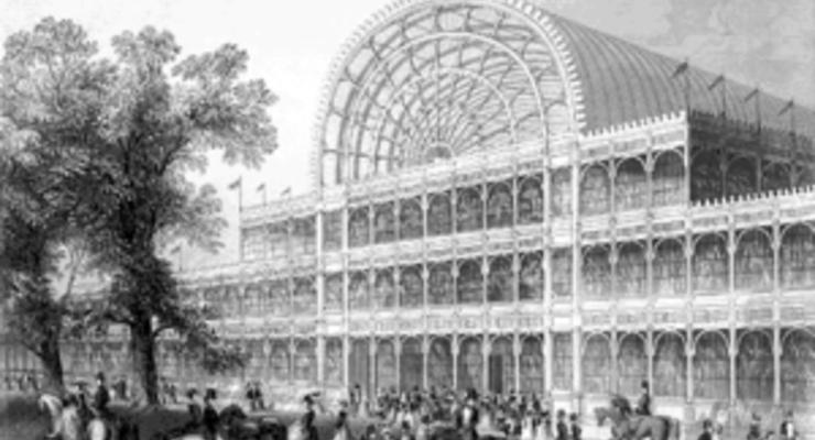 Китайский миллиардер решил воссоздать уникальный дворец из стекла в центре Лондона