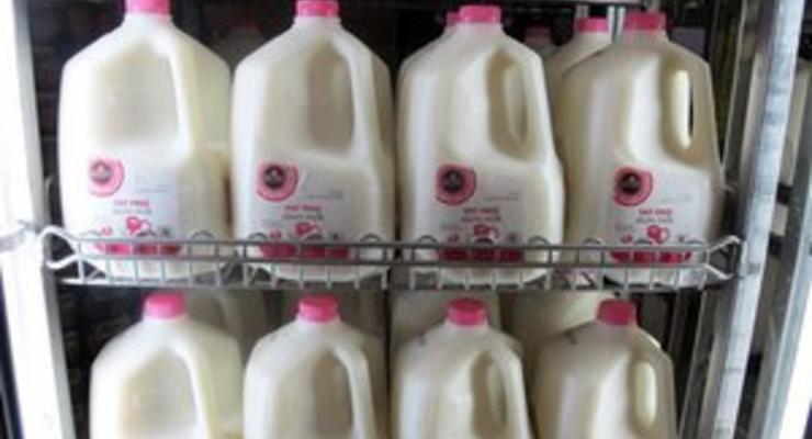 В понедельник Россия введет ограничения на поставки молочной продукции из Литвы