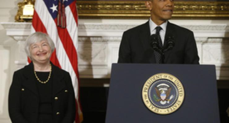 Обама официально выдвинул жену нобелевского лауреата на пост главы центробанка США