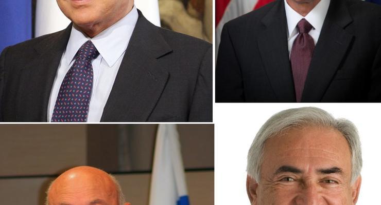 ТОП-5 скандальных отставок в мире