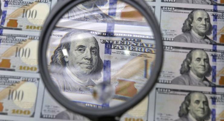 В Украине уже ходят новые $100